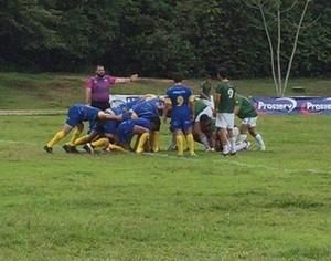 rio branco rugby x makuxi (Foto: Divulgação/Rio Branco Rugby)