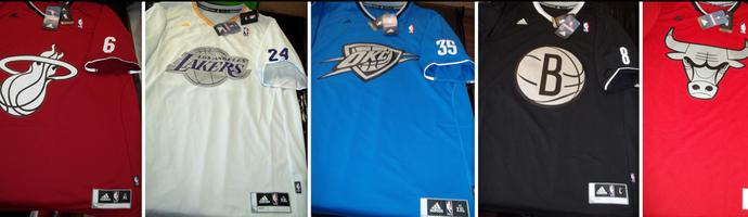 Camisas com manga da NBA (Foto  Reprodução Twitter) 08b7021ff557b