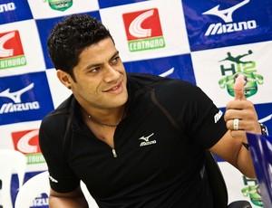 Hulk, jogador de futebol paraibano (Foto: Divulgação/VIPCOMM)