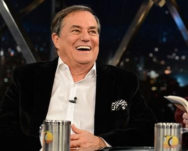 Ronnie Von comenta lançamento de biografia: 'Não é autorizada' (TV Globo/Programa do Jô)