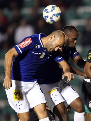 Bruno Rodrigo, zagueiro do Cruzeiro (Foto: Cristiano Schmidt Andujar/Light Press/Cruzeiro)