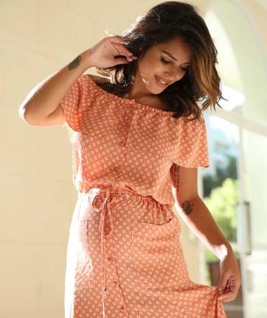 A atriz enfrentou a separação durante a gravidez (Foto: Gerard Giaume)