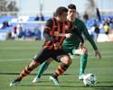 Dentinho e Marlos marcam, e Shakhtar vence amistoso contra o Real Murcia
