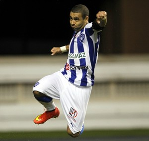 Bruno Veiga, atacante, Paysandu (Foto: Akira Onuma/O Liberal)