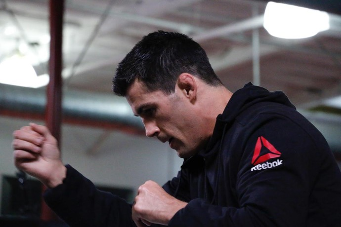 Dominick Cruz (Foto: Evelyn Rodrigues)