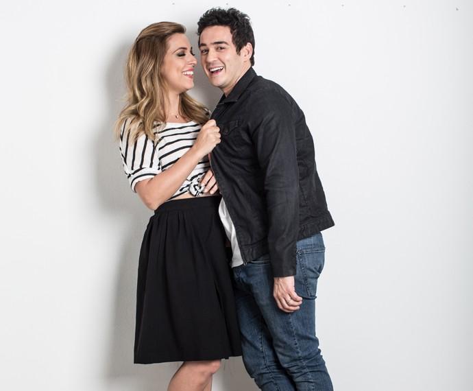 Júlia Rabello é casada com o ator Marcos Veras (Foto: Jorge Bispo/ Divulgação)