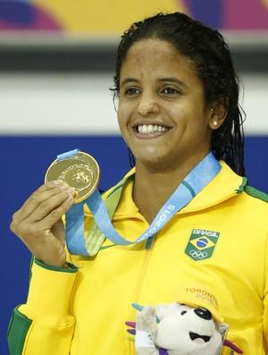 Etiene Medeiros (Foto: Erich Schlegel/Reuters)