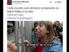 Black Friday inspira memes nas redes sociais