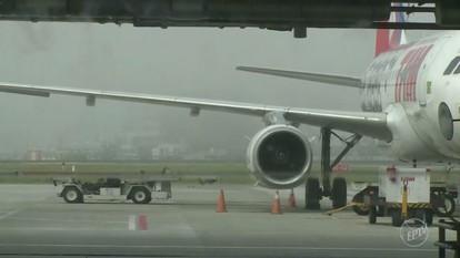 Nevoeiro no Rio afeta voos com destino a Campinas e partidas de Viracopos