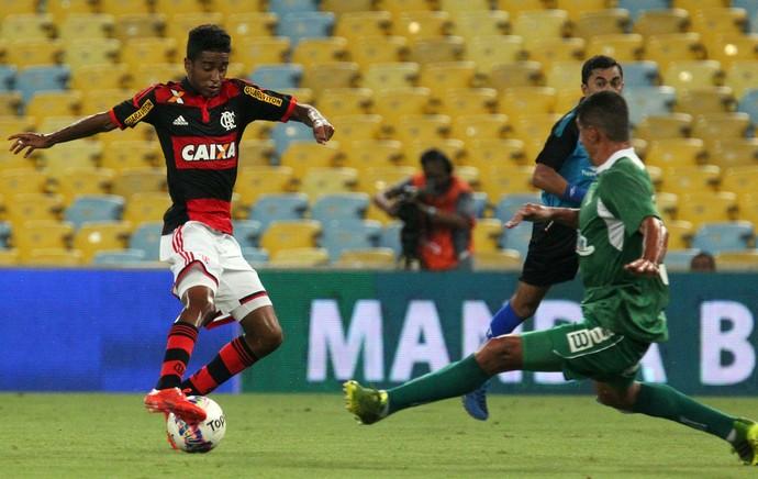 Gabriel, Flamengo x Cabofriense (Foto: Gilvan de Souza/Flamengo)