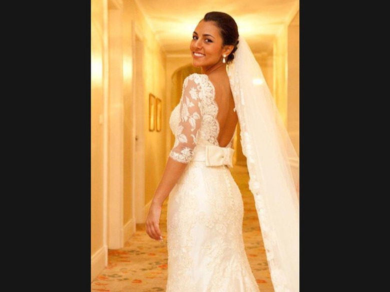Vestidos De Noiva Com Decote Nas Costas Moda E Beleza