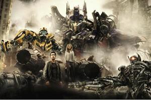 Transformers 3 (Foto: Divulgação)