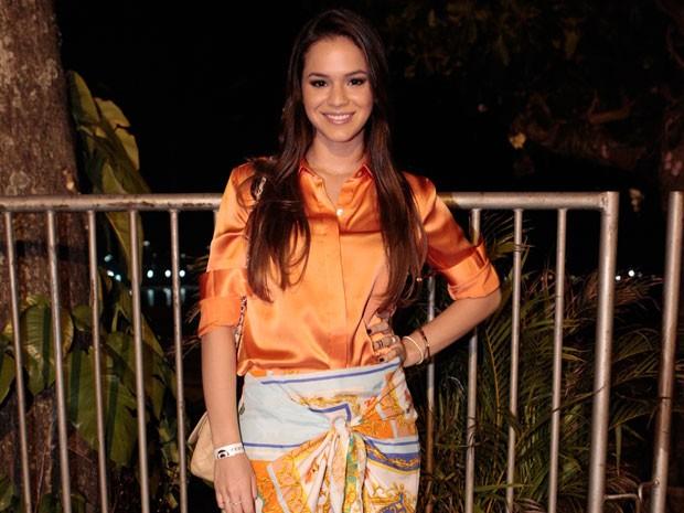 Bruna Marquezine vive a ousada Lurdinha em Salve Jorge (Foto: Salve Jorge/TV Globo)