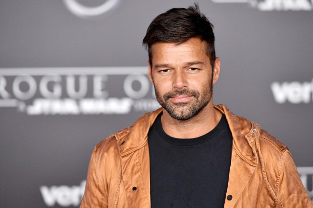 Ricky Martin (Foto: MIKE WINDLE / GETTY IMAGES NORTH AMERICA / AFP)