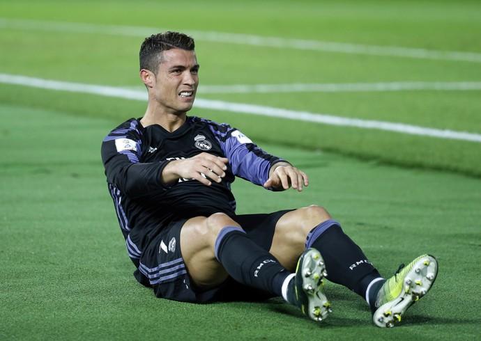 Cristiano Ronaldo está fora da partida contra o Sevilla pela Copa do Rei f0332d78a2e76