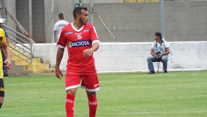Rodolfo atacante Capivariano (Foto: Divulgação / Capivariano FC)