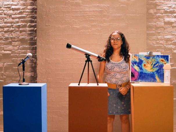 Qual vai ser Nicole - Astronomia, música ou meteorologia  (Foto: Reprodução)