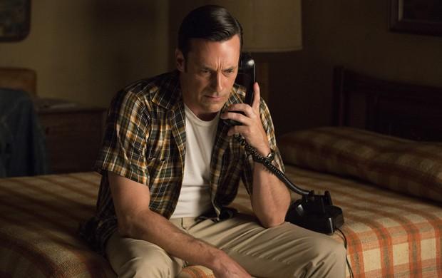 Em sua última temporada, 'Mad Men' recebeu várias indicações ao Emmy 2015 (Foto: Michael Yarish/AMC via AP)