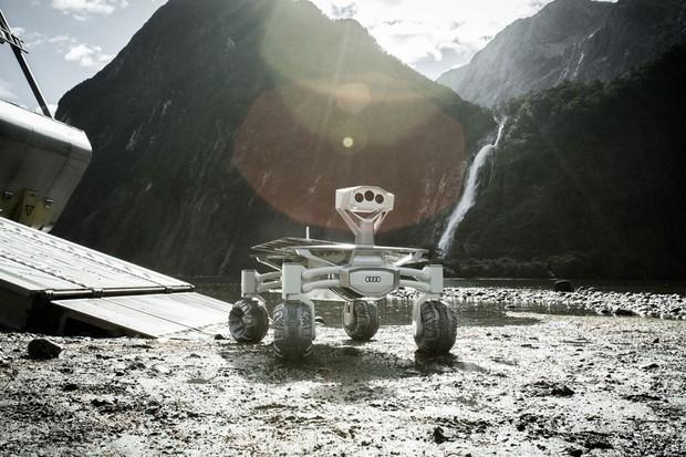 Audi Lunar Quattro  (Foto: Divulgação)