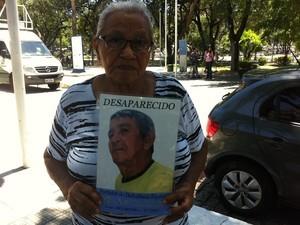 Maria Áurea Ferreira (Foto: Thiago Conrado/G1 CE)
