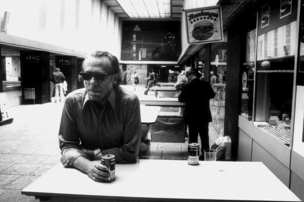 Charles Bukowski (Foto: reprodução)