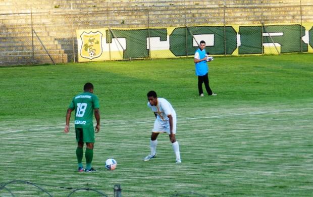Atacante Erminio do Cuiabá (Foto: Assessoria/Cuiabá Esporte Clube)
