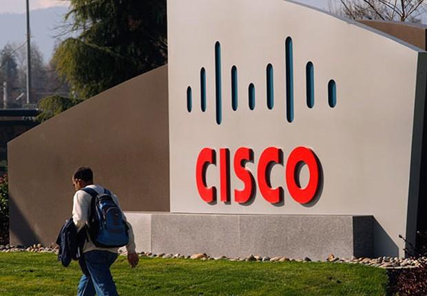 Sede da Cisco Systems, na Califórnia (Foto: David Paul Morris/Bloomberg via Getty Images)