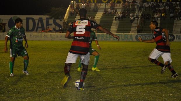 Sousa x Campinense (1ª partida da final do Paraibano 2012) (Foto: Jeffersson Emmanuel)