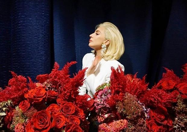 Lady Gaga se apresentou no One America Appeal (Foto: reprodução/instagram)