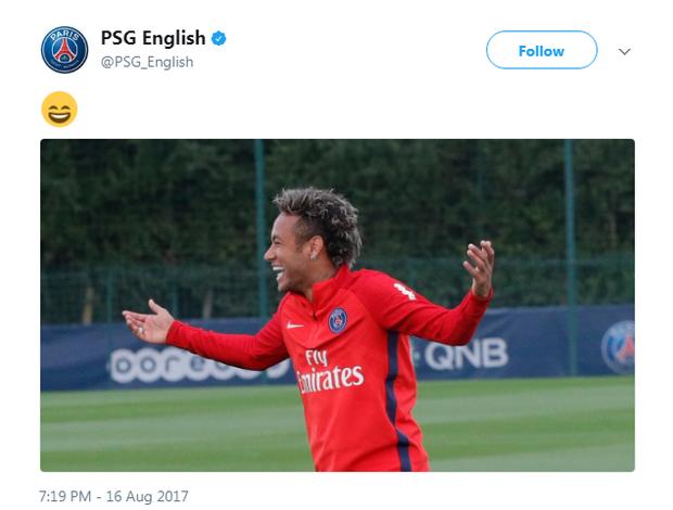 BLOG: Provocação? PSG posta foto de Neymar e irrita torcedores do Barcelona