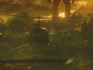 King-Kong aparece em detalhe no trailer de Kong: Skull Island (Foto: Divulgação)