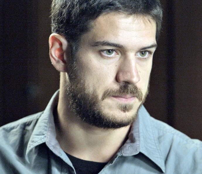 Dante conta que Gibson é o Pai da facção (Foto: TV Globo)