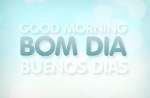 Bom dia Fátima (Foto: Encontro com Fátima/TV Globo)