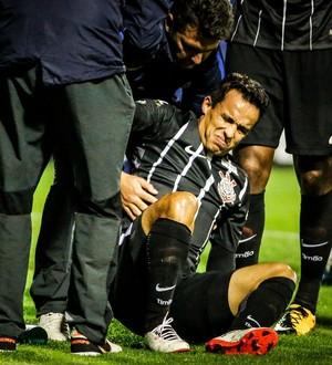 Jadson Corinthians Avaí (Foto: Thiago Pedro/Futura Press)