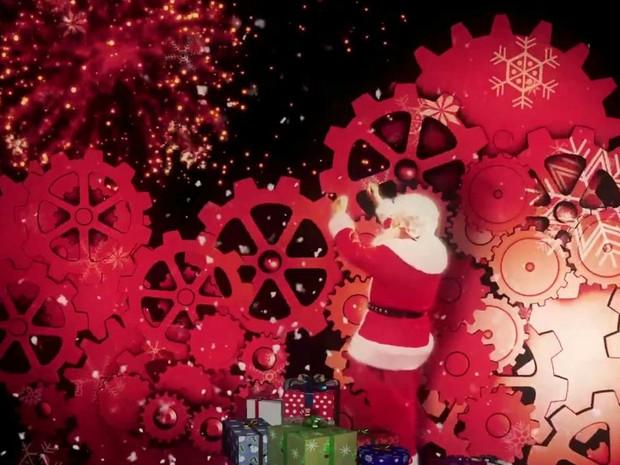 Filme em 3D é uma das novidades do Natal Luz 2014 (Foto: Divulgação)