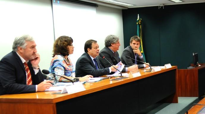 Paulo André (Foto: Zeca Ribeiro / Câmara dos Deputados)