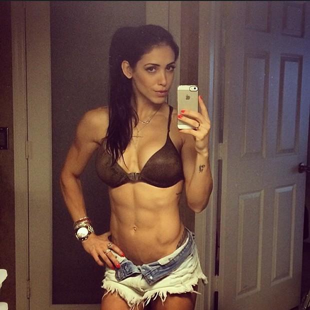 Bella Falconi (Foto: Reprodução/Instagram)