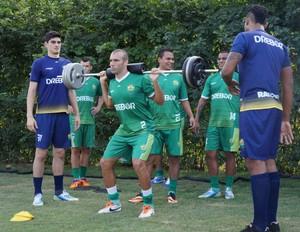Éder Sciola do Cuiabá (Foto: Assessoria/Cuiabá Esporte Clube)