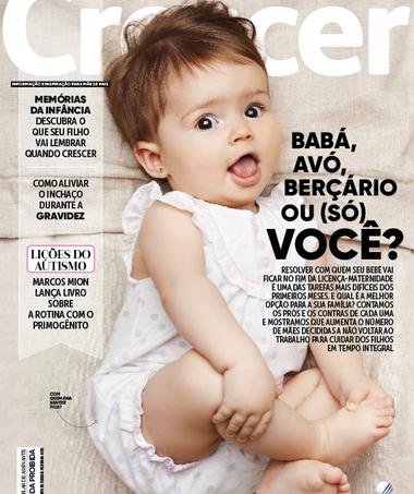 Crescer 277 (Foto: Crescer/ Editora Globo)