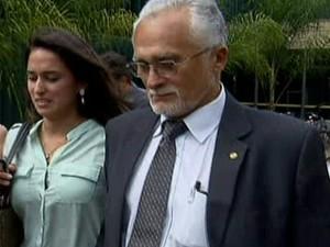 José Genoíno (Foto: Reprodução Globo News)