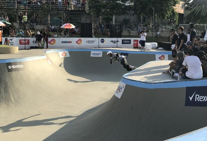Mundial de Skate Bowl Jorge Zunga  (Foto: Gabriel Fricke)