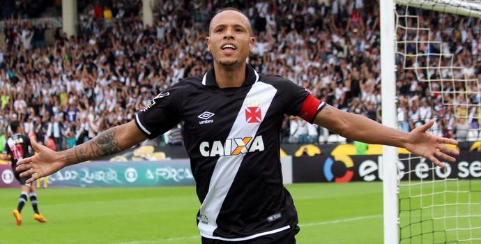 luis fabiano vasco bahia gol (Foto: Carlos Gregório Jr / Vasco.com.br)