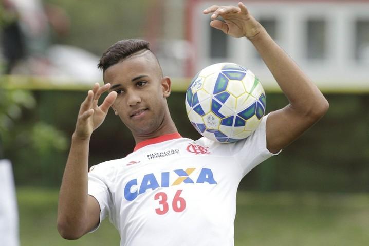 Jorge, Flamengo
