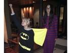 Tallulah Willis brinca com a mãe, Demi Moore