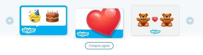 Dê créditos para amigos que usam o Skype (Foto: Divulgação)