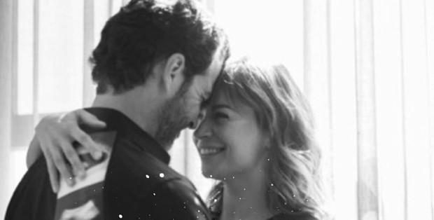 Ludwika Paleta e marido (Foto: Reprodução/Instagram)