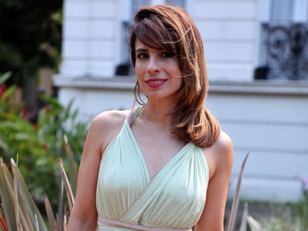 Maria Ribeiro fala sobre as atitudes vingativas da personagem (Foto: Gshow)