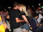 Antônia Fontenelle troca beijos com novo affair em show no Rock in Rio