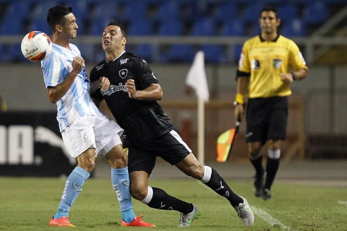 Daniel Carvalho Botafogo (Foto: Vitor Silva / SSPress)