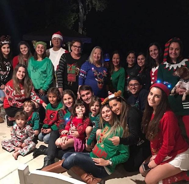 Este Natal será entre amigos (Foto: Reprodução/ Instagram)